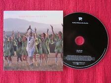 CD SINGLE ROBBIE WILLIAMS SIN SIN SIN OUR LOVE 2006