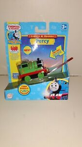 Thomas Take Along 'Percy' Lights and Sounds Diecast