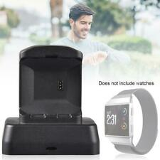 Charging Cradle Dock Holder Stand Usb Cable Charger for Fitbit Ionic Smart Watch