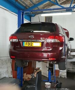 2010 2016 TOYOTA AVENSIS 1.8 CVT AUTO GEARBOX SUPPLY AND FIT