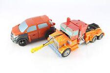 Transformers Movie Fast Action Battlers Fire Blast Optimus Grapple Grip Mudflap