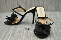 **Betsey Johnson Terra Heels, Women's Size 8.5M, Black