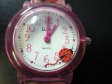 Lucky Watch Ladybug Wristwatch Novelty character
