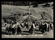 PETRALIA SOTTANA ballo pantomino della cordella