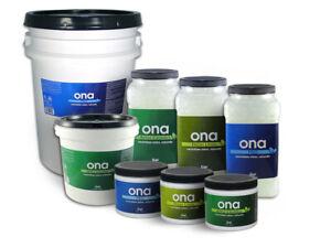ONA - GEL all Flavors - 500ml - 20L - (Bucket & Jar) - Natural Odour Eliminator