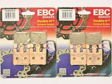 EBC Front & Rear Brake Pads 2004 2005 2006 2007 Kawasaki ZX10R FA369/4HH FA192HH