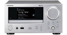 ONKYO CR-N775(S) Network CD Receiver Hi-Res Silver EMS w/ Tracking