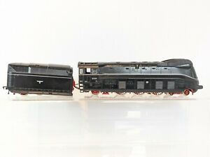 HO gauge Fleischmann DR BR03 streamlined steam locomotive-4172-NEEDS ATTENTION.