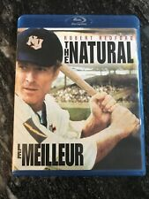 Robert Redford'sThe Natural - Le meilleur (blu ray)(english+french)
