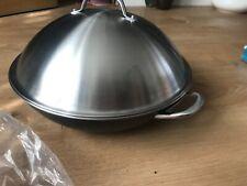 Circulon Ultimum Forged Aluminium With Stainless Steel 35cm Wok