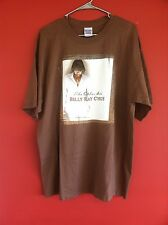 Billy Ray Cryus T-Shirt - Xl - The Other Side Brown