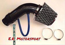 FILTRO ASPIRAZIONE DIRETTA Carbon Look Universale per auto Benzina Diesel Turbo