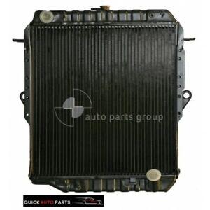 Radiator for Toyota Landcruiser HDJ79R Manual