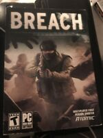 Breach (PC, 2011) **NEW IN PACKAGE**