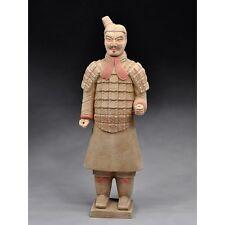 Terrakotta Krieger - Soldat 42 cm Serie, hell, Tonsoldat Terra Cotta Armee China