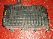 SUZUKI GSXR 400 GK71B/ GK71F RADIATOR , READ THE DESCRIPTION