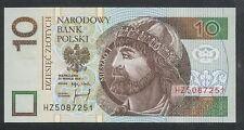 (BN 0033) 1994 Poland 10 Zothy - UNC