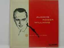 Roger Williams Always Vinyl LP Record First Edition