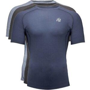 Gorilla Wear Lewis T-Shirt Bodybuilding Fitness