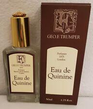 Geo. F. Trumper- Eau de Quinine- Atomiser- Cologne- 50ml/1.75 oz- Almost full!