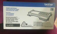 GENUINE BROTHER TN-450 BLACK TONER CARTRIDGE HIGH YIELD DCP-7060D-7065DN-7060D