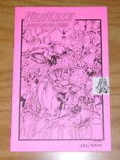 Wildcats Pink Ashcan VF/NM still sealed! jim lee (332/5,000) image comics