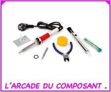 FER A SOUDER KIT DE SOUDURE ELECTRONIQUE (66-0526) 1,2Kg