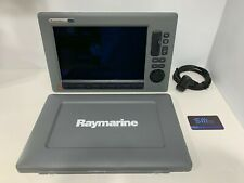 Raymarine C120W Multi Function Display MFD w/suncover & cable | 90 DAY WARRANTY!