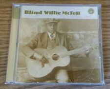 BLIND WILLIE MCTELL Pig N Whistle Red CD Original Recording Remastered