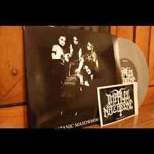 """IMPALED NAZARENE Satanic Masowhore SILVER 7""""EP extreme noise terror napalm death"""