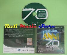 CD MIGLIORI ANNI 70 ITALIANI compilation 2009 LUCIO BATTISTI DIK DIK DALLA (C20)