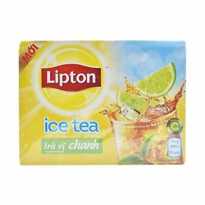 Ice Tea Lemon Flavoured (16 Pk*14g), 224g From Lipton, Vegetarian product