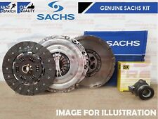 Pour Ford Mondeo MK4 1.6 TDCi SACHS Dual Mass Flywheel Clutch KIT LUK CSC ROULEMENT