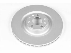 Front Brake Rotor 4PVX88 for A8 Quattro 2003 2004 2005 2006 2007 2008 2009 2010