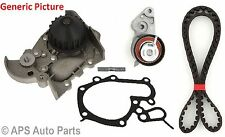 Ford Fiesta Focus Fusion Puma Mazda Timing Belt Tensioner Pulley Water Pump Kit