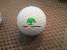 Logo Golf Ball-Auglaize Country Club.Ohio