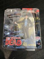 The Walking Dead AMC McFarlane Toys Comic Book Series 1 Officer Rick Grimes