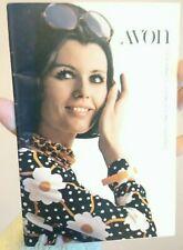 vtg 1970 AVON catalog - F7 - fragrances, cosmetics, & toiletries