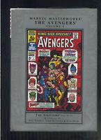 Marvel Masterworks Avengers Volume 5 (2005, Hardcover) new sealed #41-50