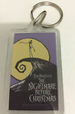 NIGHTMARE BEFORE CHRISTMAS KEYCHAIN Jack Wave NEW OFFICIAL MERCHANDISE Rare