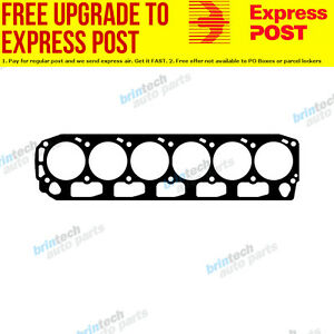 06/1980-1980 For Ford Fairlane ZJ 4.1 Ltr Cast Head Head Gasket A