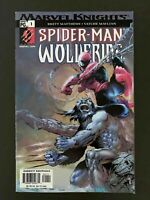 NM   $3 FLAT RATE SHIP SPIDER-MAN WOLVERINE  #1  2003 MARVEL KNIGHTS