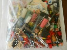 New listing Misc items vintage pieces charm gameparts trinkets junk drawer clean out Lot