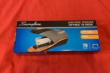 Swingline Optima 70 Desk Stapler Reduced Effort High Capacity Jam Free