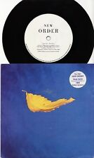 NEW ORDER - TRUE FAITH Very rare 1987 OZ ROCK P/S Single Release! EX-