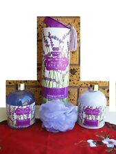 Romantic Magic of Lavender Large Skin Care Body Lotion Bath Indulgence Pack