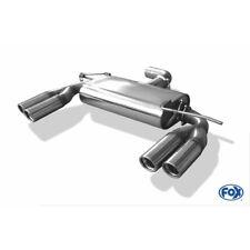 Seat Leon 1P Turbo Sportendschalldämpfer Ausgang rechts/links - 2x76 Typ 17 rech