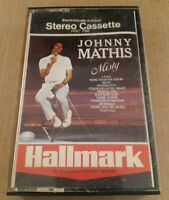 Johnny Mathis : Misty : Vintage Tape Cassette Album from 1971