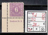 SBZ 1945 mi No 9 D Dz