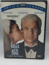 Father of the Bride Steve Martin Dian Keaton Martin Short DVD Free Shipping